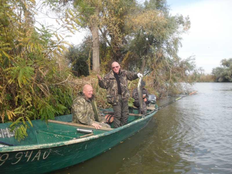 охот и рыболовные базы