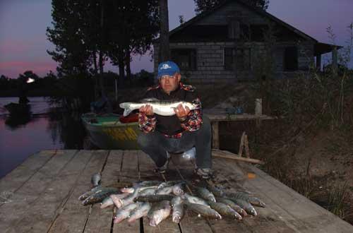 Охота и рыбалка в железнодорожном