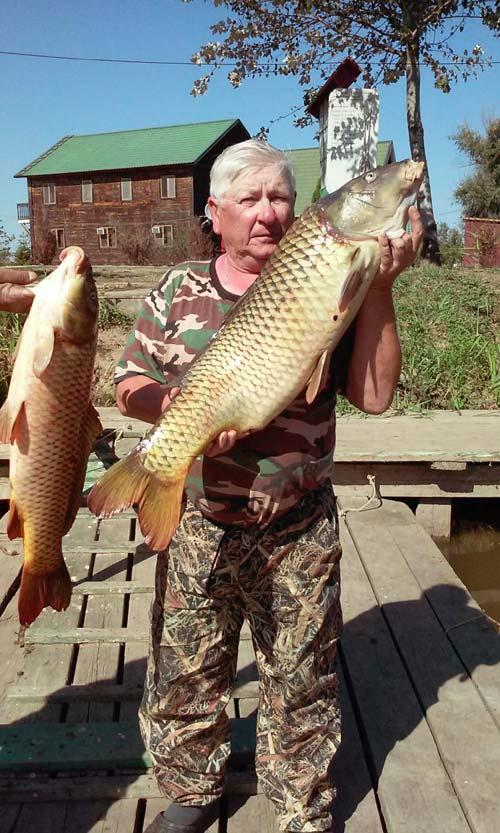 охота и рыбалка в дельте волги